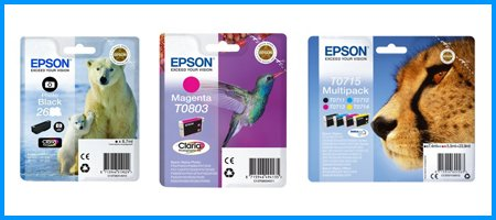 cartuchos ink-jet epson original